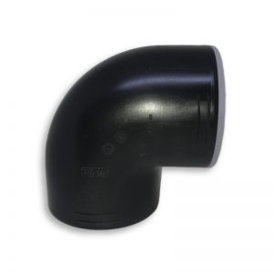 90mm Elbow Ducting Connector