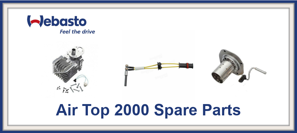 Air Top 2000 Spare Parts