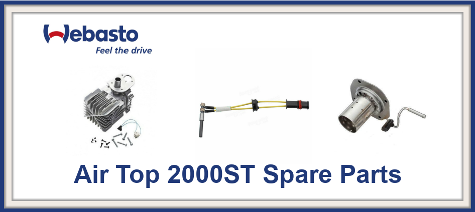 Air Top 2000ST Spare Parts