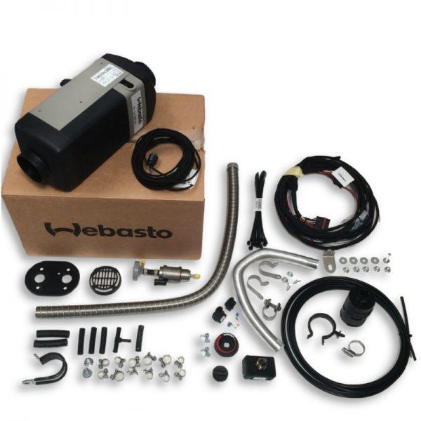 Webasto Air Top 2000STC Vehicle Heater Kit