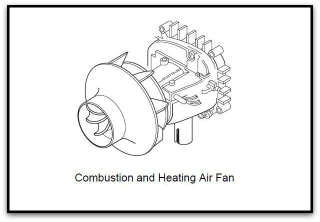 Air Top 2000 Heater Spare Parts JPC