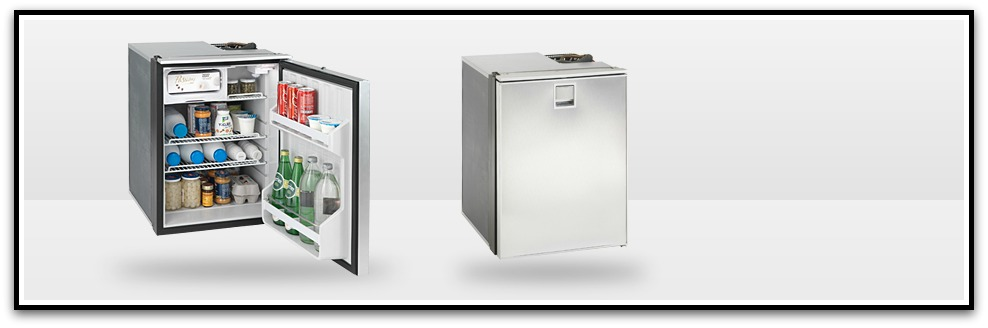 The Isotherm Cruise 85 Elegance Fridge