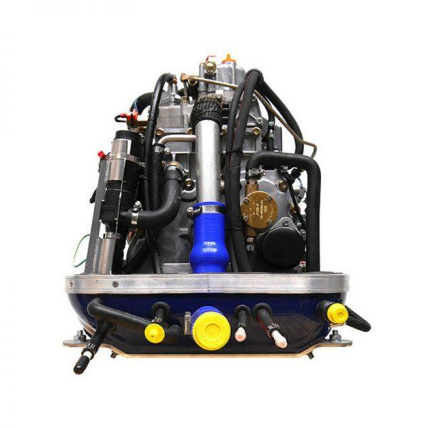Fischer Panda 4000S Neo Generator Open