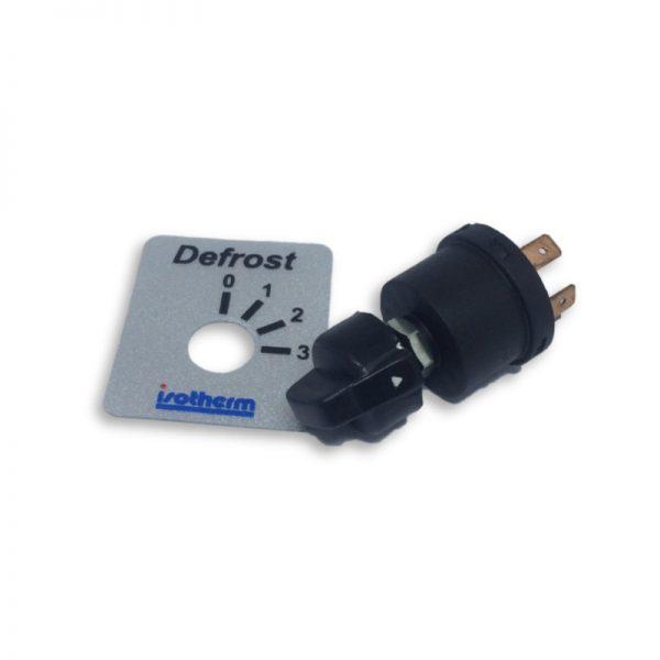 Isotemp Blower 3-Speed Switch