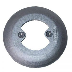 Isotherm Zinc Anode for Self-Pumping Cooling Units