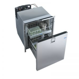 Isotherm Drawer 55 Inox Frost-Free Freezer