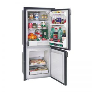 Isotherm Cruise 195 Fridge Freezer Open