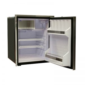 Isotherm Cruise 65 Inox Fridge Open