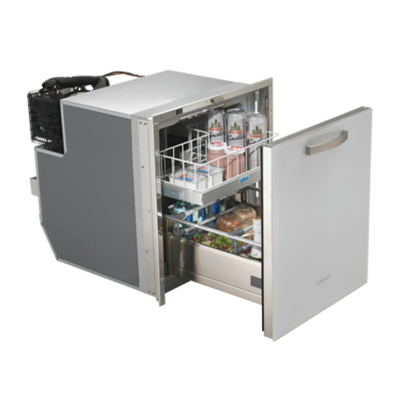 Isotherm 55 Frost-Free Drawer Freezer (Glass Door)