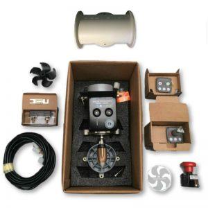 Tunnel Stern Thruster Kits