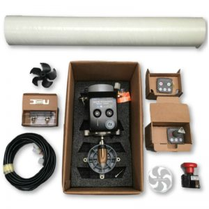 SE30 Tunnel Bow Thruster Kit