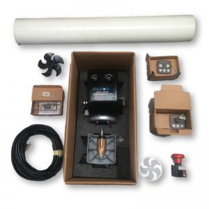 SE50 Tunnel Bow Thruster Kit