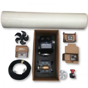 SE60 Tunnel Bow Thruster Kit