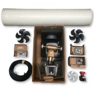 SE80 Tunnel Bow Thruster Kit