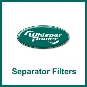 Whisper Power Separator Filters