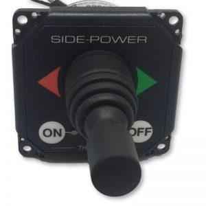 Side-Power Black Joystick Control 8960S