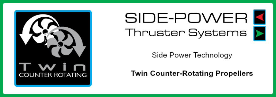 Side-Power Counter Rotating Propeller Blog Banner