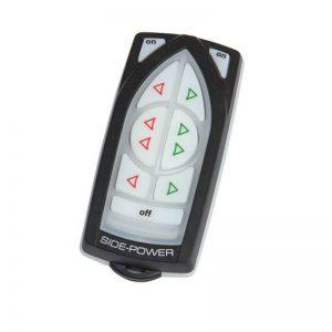 Side-Power Dual Thruster Radio Control Kit Transmitter
