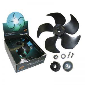 Side-Power SP55 Q-prop Upgrade Kit