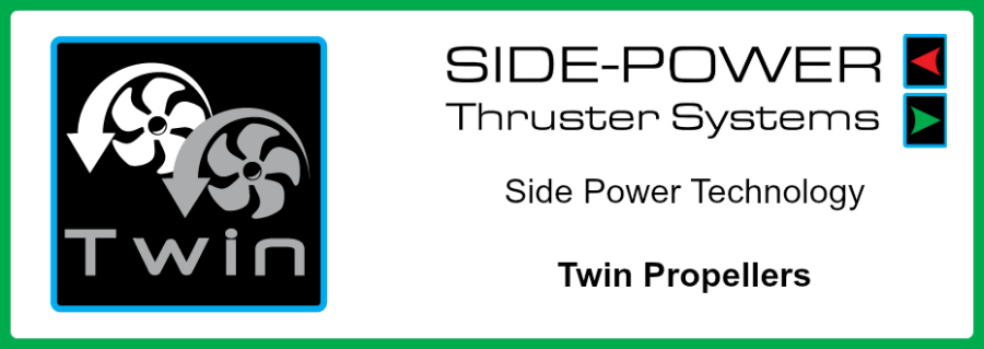 Side-Power Twin Propellers Blog Banner