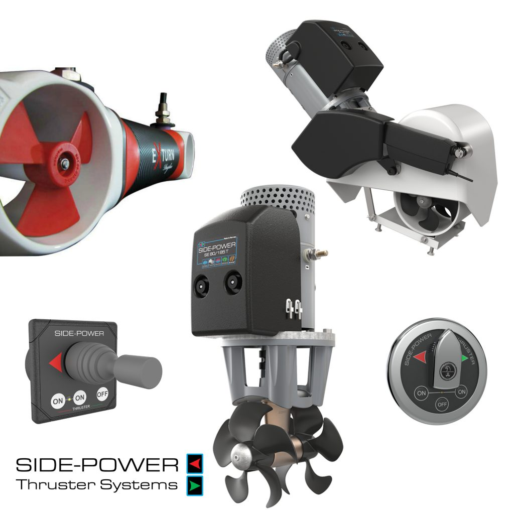 Side_Power Thrusters and Controllers