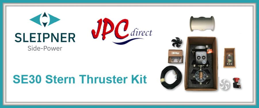 Sleipner SE30 Stern Thruster Kit