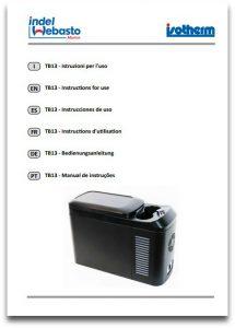 Isotherm Travel Box 13 Data Sheet