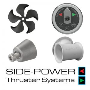 Side-Power Spare Parts