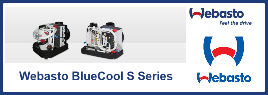 Webasto BlueCool S Series Air Conditioning