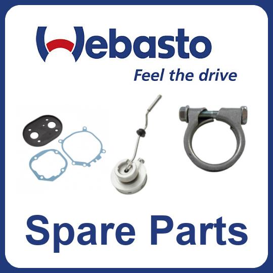 Webasto Spare Parts