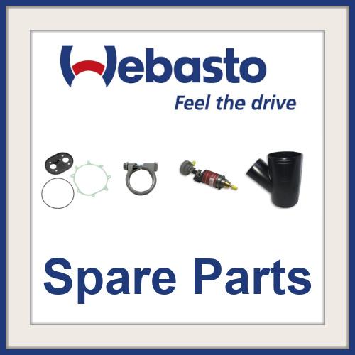 Webasto Spare Parts Homepage