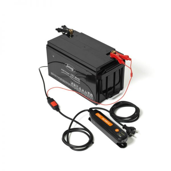 Whisper Power Charger 15A