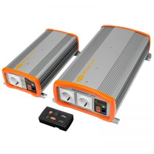 WhisperPower Inverters