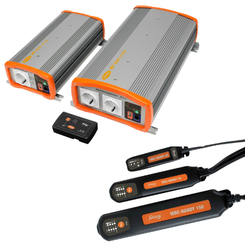 Whisper Power Inverters And Chargers