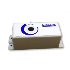 Isotherm White Housing For Freezer Thermostat
