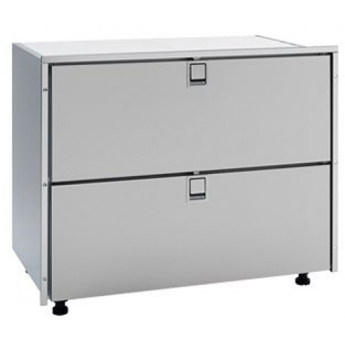 Isotherm Drawer 190 Stainless Steel (Inox) Fridge